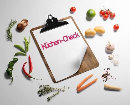 Küchen Check durch Holst & Partner